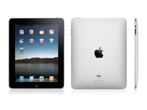 Ecran iPad