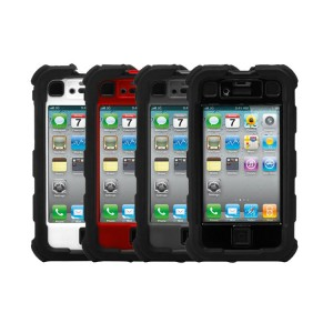 Coque protection iPhone 4 Ballistic Hard Core
