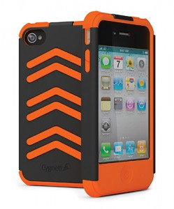 Coque protection iPhone 4 Cygnett Workmate Pro