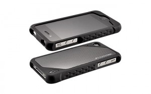 Coque protection iPhone 4 Element Ion 4