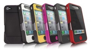 Coque protection iPhone 4 iSkin Revo 4
