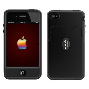 Coque protection iPhone 4 Ivyskin Wrangler