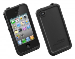 Coque protection iPhone 4 Lifeproof Case Gen 2