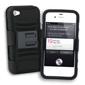 Coque protection iPhone 4 Qmadix Xtreme