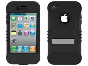 Coque protection iPhone 4 Trident Kraken 2