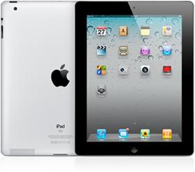Fonctionnalités iPad 3