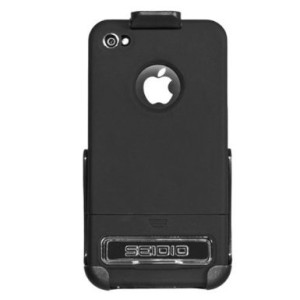 Coque protection iPhone 4 Seidio Surface Reveal
