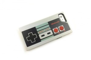 Coque iPhone 5S Manette Nintendo NES